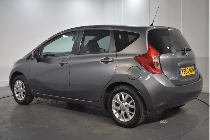 Nissan – Note Acenta Mpv 1.2 Manual Petrol (2013) full
