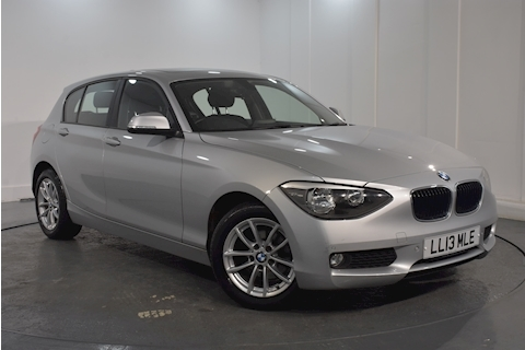 Bmw – 1 Series 114D Se Hatchback 1.6 Manual Diesel (2013)