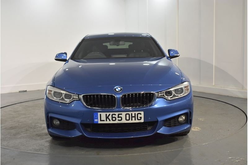 Bmw – 4 Series 420D Xdrive M Sport Gran Coupe Coupe 2.0 Automatic Diesel (2015) full