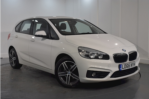 Bmw – 2 Series 218D Sport Active Tourer Hatchback 2.0 Automatic Diesel (2016)