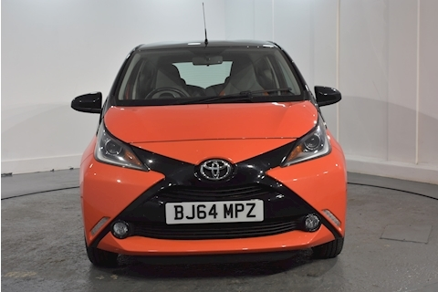 Toyota – Aygo Vvt-I X-Cite Hatchback 1.0 Manual Petrol (2014) full
