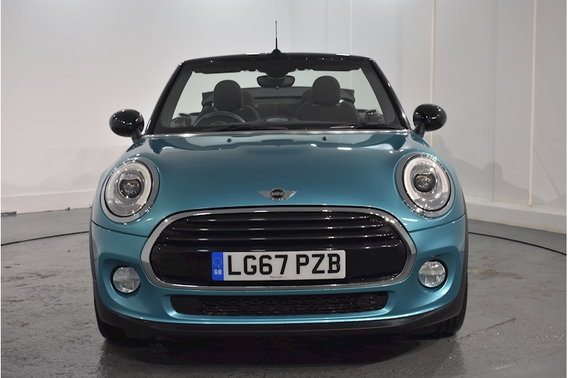 Mini – Mini Cooper Convertible 1.5 Manual Petrol (2017) full
