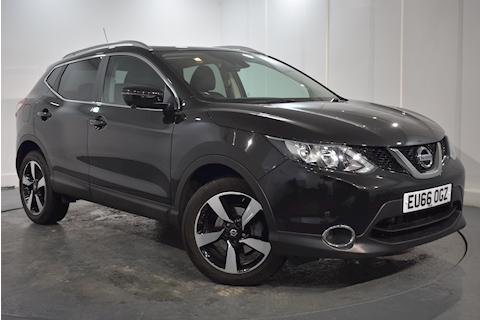 Nissan – Qashqai N-Connecta Dig-T Xtronic Hatchback 1.2 Cvt Petrol (2016)