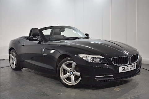 Bmw – Z Series Z4 Sdrive23i Roadster Convertible 2.5 Manual Petrol (2011)
