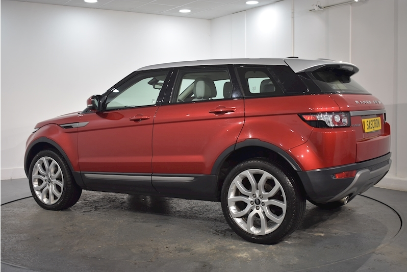Land Rover – Range Rover Evoque Ed4 Pure 2.2 5dr SUV Manual Diesel (2013) full