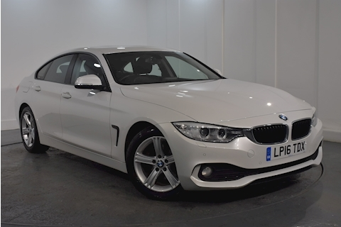 Bmw – 4 Series 420D Se Gran Coupe Coupe 2.0 Manual Diesel (2016)