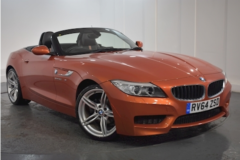 Bmw – Z4 Sdrive20i M Sport Roadster 2.0 2dr Convertible Automatic Petrol (2014)
