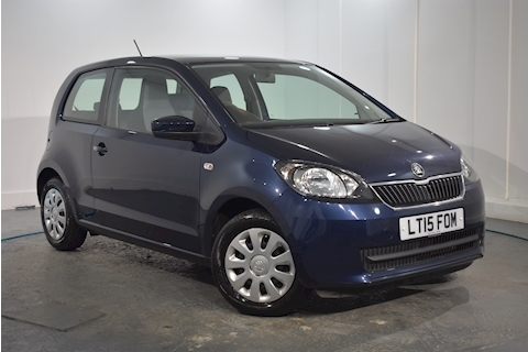 Skoda – Citigo Se 12V Hatchback 1.0 Manual Petrol (2015)
