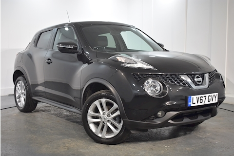Nissan – Juke N-Connecta Dci Hatchback 1.5 Manual Diesel (2017)