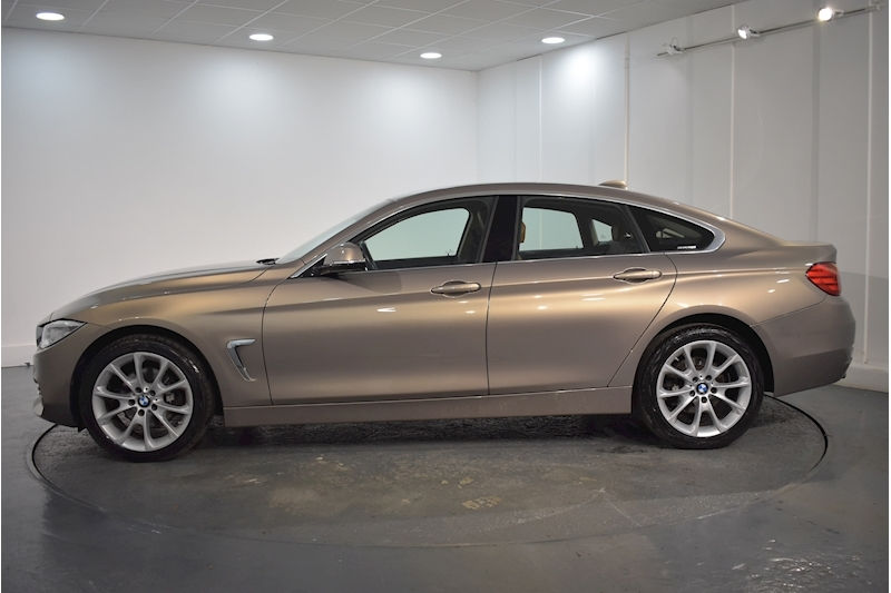Bmw – 4 Series 420D Xdrive Luxury Gran Coupe Coupe 2.0 Automatic Diesel (2015) full