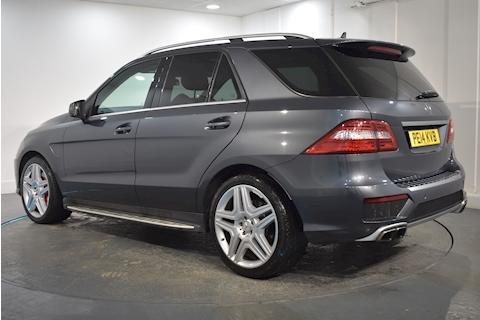 Mercedes-Benz – M-Class Ml63 Amg Estate 5.5 Automatic Petrol (2014) full