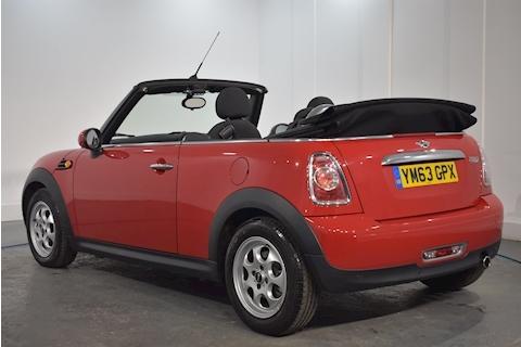 Mini – Mini Cooper Convertible 1.6 Automatic Petrol (2014) full
