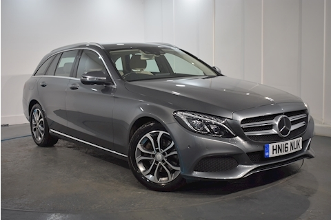 Mercedes-Benz – C Class C200 Sport Estate 2.0 Automatic Petrol (2016)
