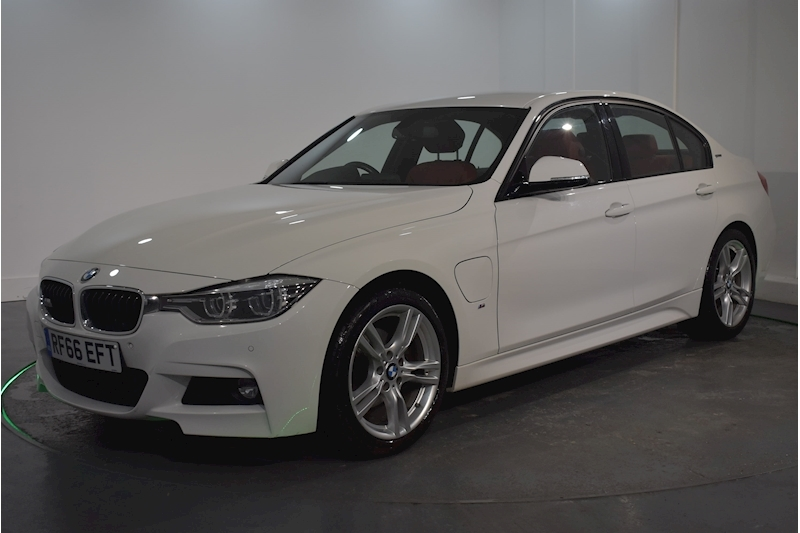 Bmw – 3 Series 330E M Sport Saloon 2.0 Automatic Petrol/Electric (2016) full