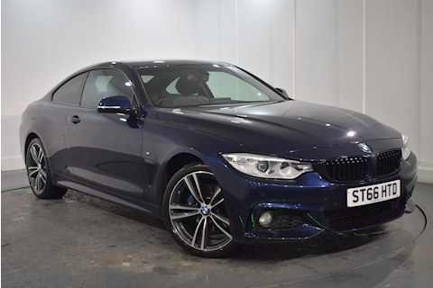 Bmw – 4 Series 420D Xdrive M Sport Coupe 2.0 Automatic Diesel (2016) full